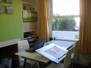 Hampshire Architect, Studio Refurbishment, Southsea (Studio)