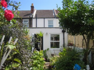Hampshire Architect, Extension and Renovation, Southsea (Exterior)