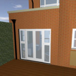 Hampshire Architect, Extension & Alterations, Netley Abbey (Exterior)